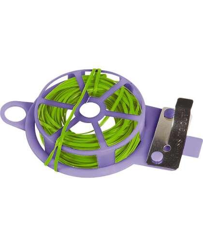 Подвязка из мягкой проволоки, бобина 20 м// Palisad64488