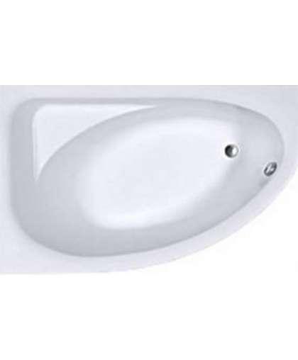 Ванна акриловая Kolo 170*100 см Spring XWA3070 левая с ножками
