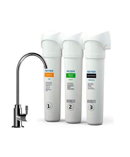 Фильтр Гейзер Смарт БИО 521 50095 для жесткой воды