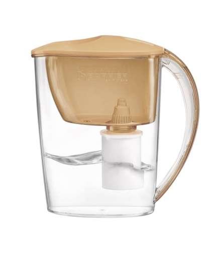 Фильтр для воды Барьер-Тренд 2.5 л капучино