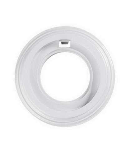 Рамка BF1-610-21 1 пост белый, Bironi