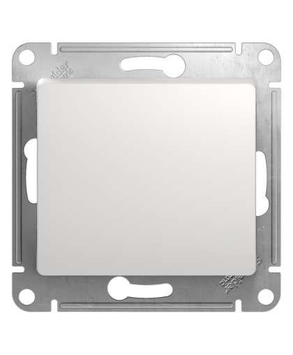 Выключатель Glossa GSL000111 белый, Schneider Electric