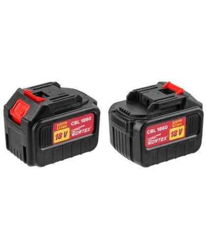 Аккумулятор Wortex CBL 1860 CBL18600029