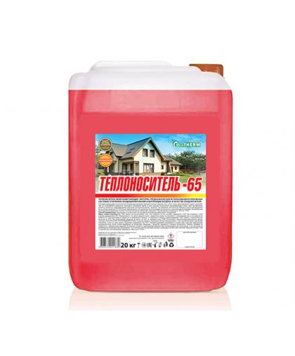 Теплоноситель -65С 20 кг, EcoTherm