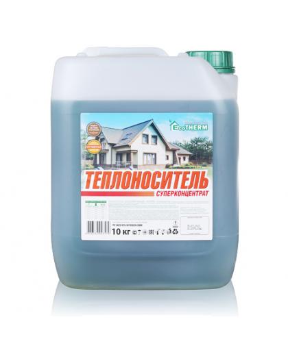 Теплоноситель EcoTherm Суперконцентрат 10 кг