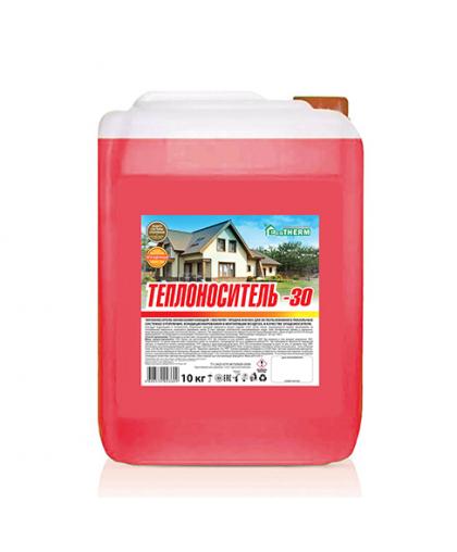 Теплоноситель EcoTherm -30 С 10 кг