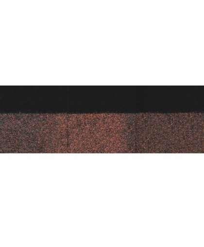 Коньково-карнизная черепица Döcke Pie Standart коричневый