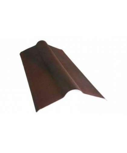 Конек Onduline 1000 мм коричневый
