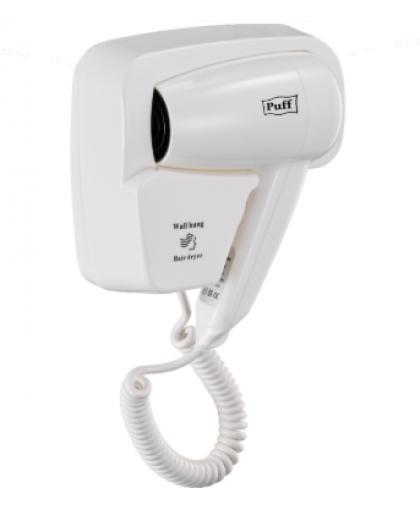 Фен для волос Puff-1200 1.2 кВт белый