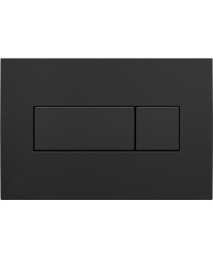 Кнопка для инсталляции Alcaplast M378 черный