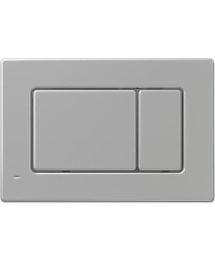Кнопка для инсталляции Alcaplast M279 металлическая