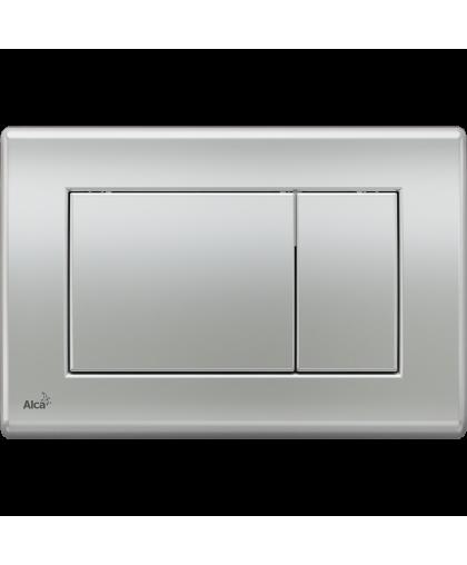 Кнопка для инсталляции Alcaplast M272 хром-матовая