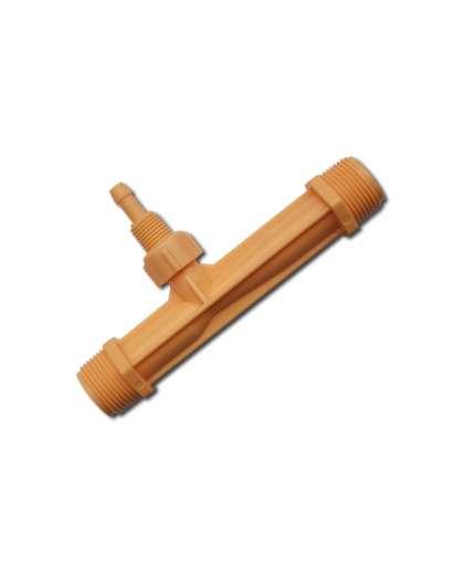 Инжектор удобрений для систем капельного полива Bradas КПИ-1 пластмассовый