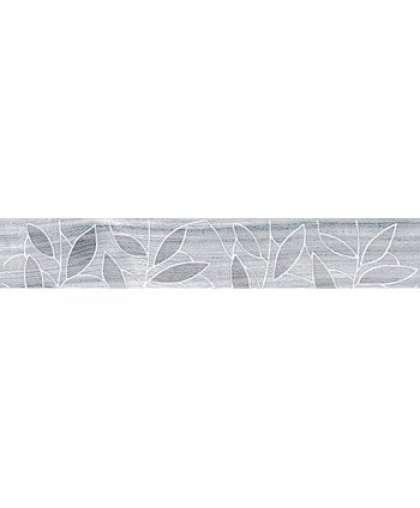 Бордюр Laparet Bona 66-03-06-1344-0 62*400 мм темно-серый