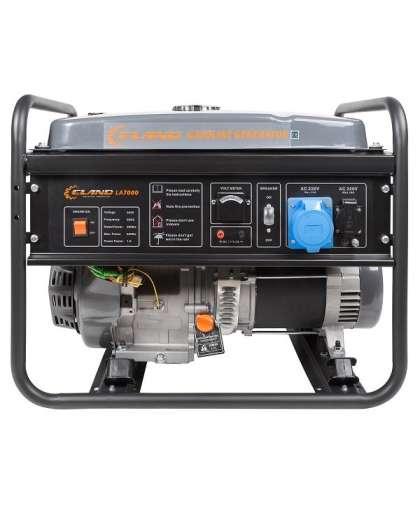 Генератор бензиновый Eland LA7000