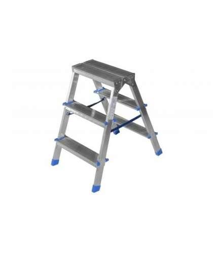 Лестница двухсекционная Tarko 04203 2*3 ступени 0.67 м