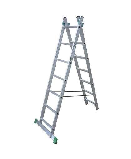 Лестница двухсекционная Skala 01209, Tarko