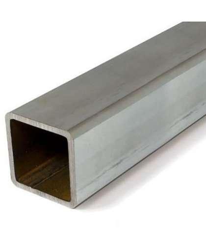 Алюминиевая  труба квадрат 40*40*1,5 мм 1 м, ООО ПилотПро