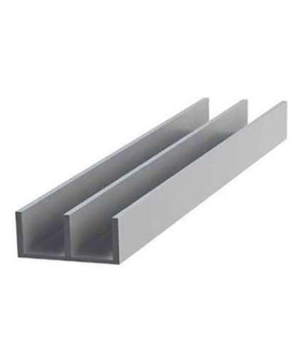 Алюминиевый ш-образный 266 1 м, ООО ПилотПро
