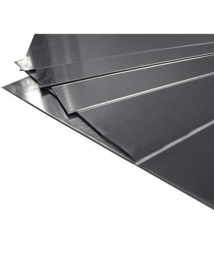 Лист алюминиевый гладкий АМг2 1,2*300*1200 мм, ООО ПилотПро