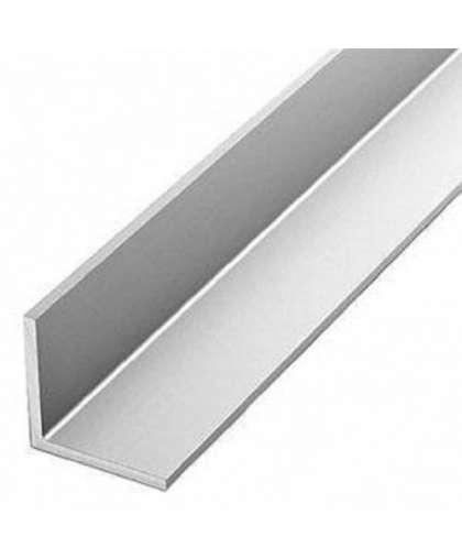 Алюминиевый уголок Пилот Про 10*10*1.2*2000 мм серебро купить в Гродно