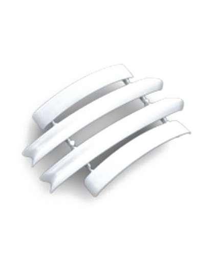 Набор комплектующих для наличника с кабель-каналом Ideal Нк70