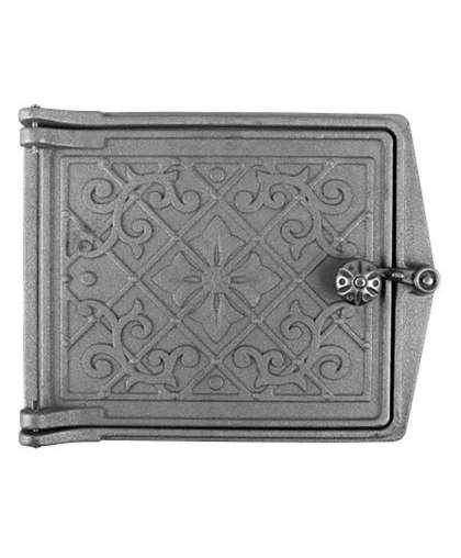 Дверка топочная Литком ДТ-3 291*230*67 мм