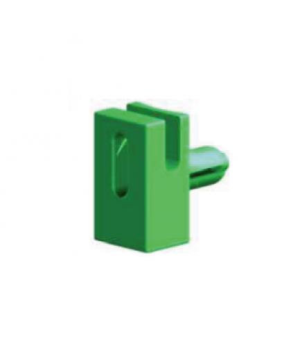 Держатель проволоки зелёный АртЕвроДекор PD/B 10 шт