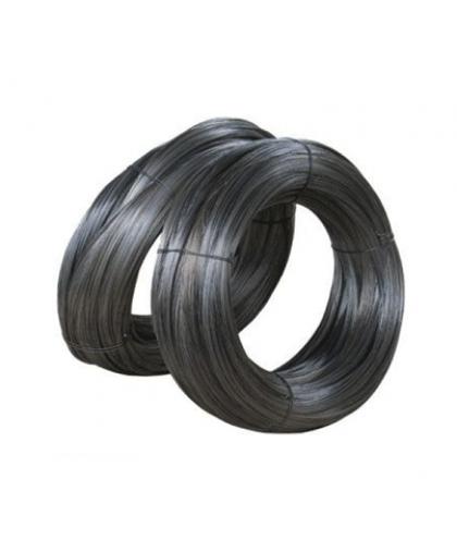 Проволока 1.2 мм черная отоженная 1 кг
