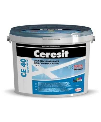 Фуга Ceresit CE 40 №07 серая 5 кг