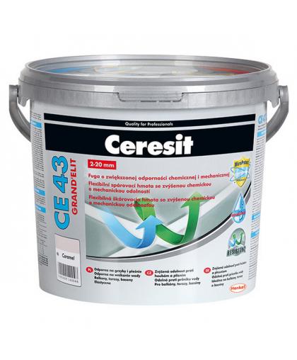 Фуга CE 43 №01 белая 5 кг, Ceresit