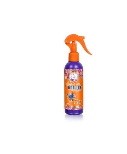 Спрей от клещей инсектицидный Help 80225 200 мл
