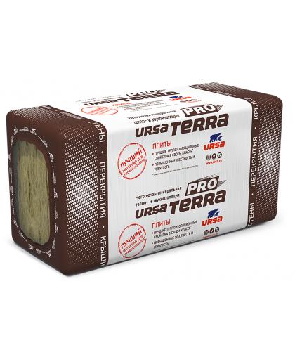 Минеральная вата Ursa Terra 34 PN Pro 100*610*1250 мм 9.15 м.кв
