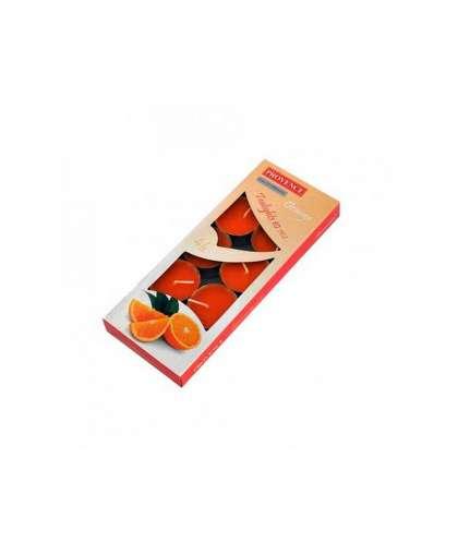 Набор свечей ароматизированных Provence Апельсин 560104/84 10 шт