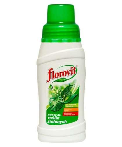 Удобрение жидкое Флоровит для лиственных растений 0.25 кг