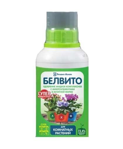 Удобрение жидкое Гродно Азот Белвито для комнатных растений 435 мл