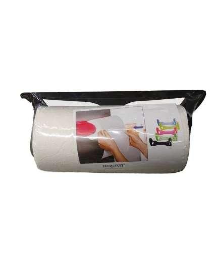 Держатель для бумажных полотенец с полотенцем Berossi АС 15505000 черный