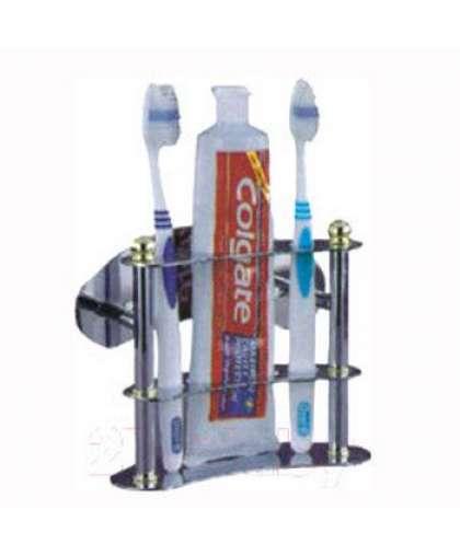 Держатель для зубной пасты и щетки Frap F102