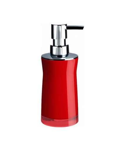 Дозатор для жидкого мыла Disco Red 2103506