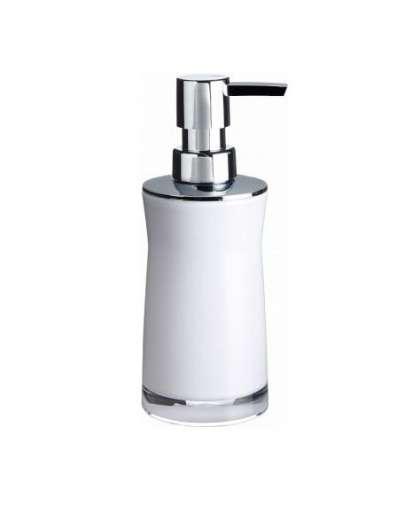 Дозатор для жидкого мыла Disco White арт.2103501, код 210193, Ridder