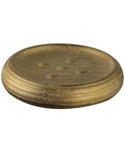 Мыльница Gold 06304 золото, Bisk