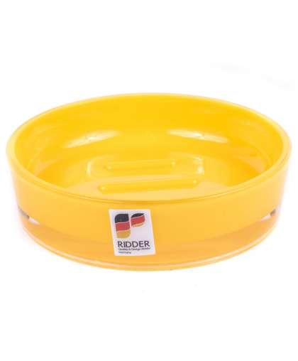 Мыльница Disco Yellow 2103304 желтый, Ridder