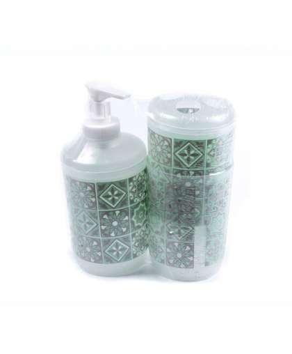 Набор аксессуаров для ванной комнаты 58AYH051-1
