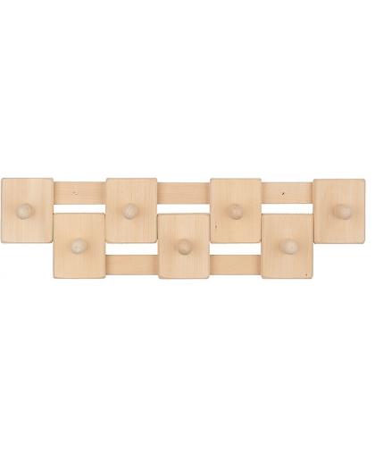 Вешалка 7 креплений комбинированная ВК-7