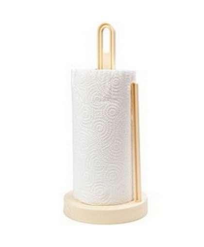 Держатель для бумажных полотенец Berossi Solo АС 19333000 слоновая кость