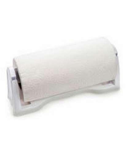 Держатель для бумажных полотенец с полотенцем Berossi АС 15501000 снежно-белый