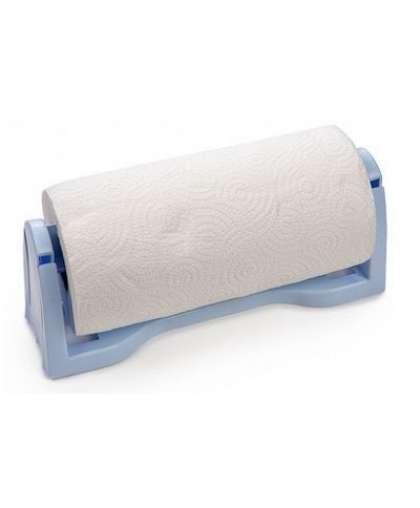 Держатель для бумажных полотенец с полотенцем Berossi АС 15508000 светло-голубой
