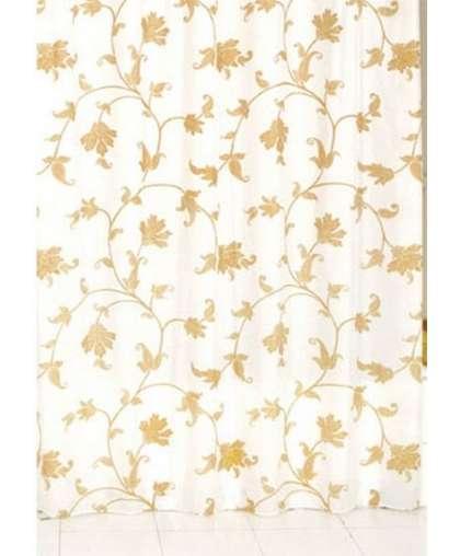 Штора для ванной комнаты 200*200 см Elegant gold SCID131P, Iddis