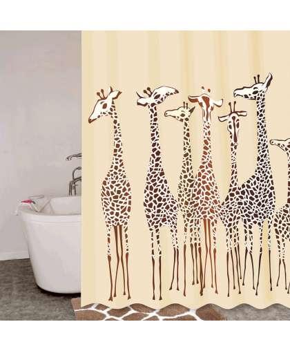 Штора для ванной комнаты 180*200 см Iddis Safari Friends 570P18Ri11