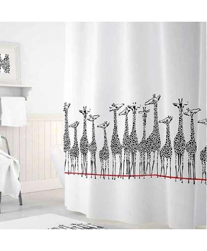 Штора для ванной комнаты 180*200 см Tropikhome Giraffe без колец